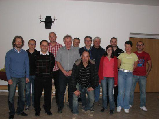 Výjezdní schůzka, 15.-16.6. 2012, Svatobořice