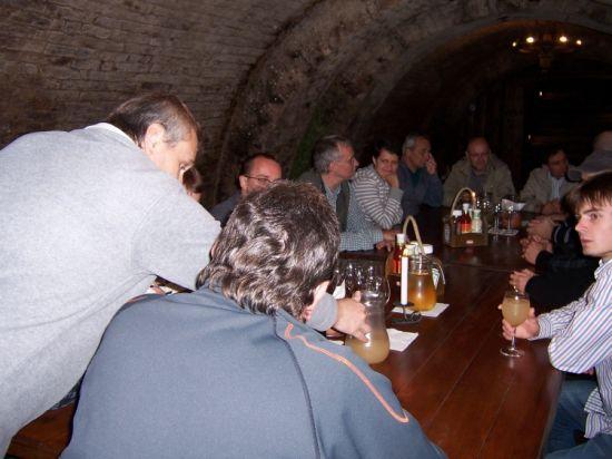 Výjezdní schůzka 11.-12.9. 2010, Hustopeče