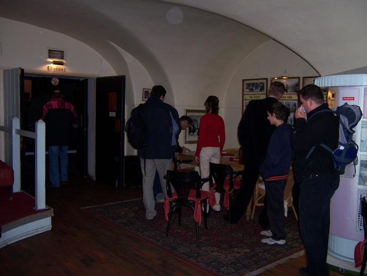 Schůzka ČNATA 25.11. 2006 - Praha
