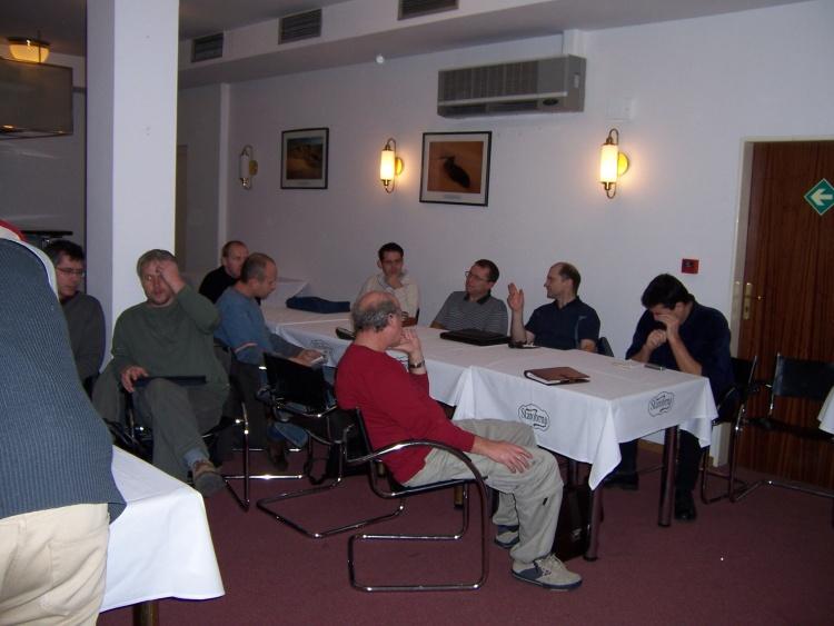 Schůzka ČNATA 26.11. 2006 - Brno